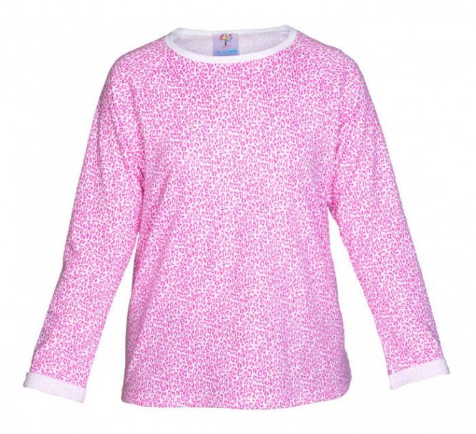 Pink Girls Tops - Pretty n' Wild