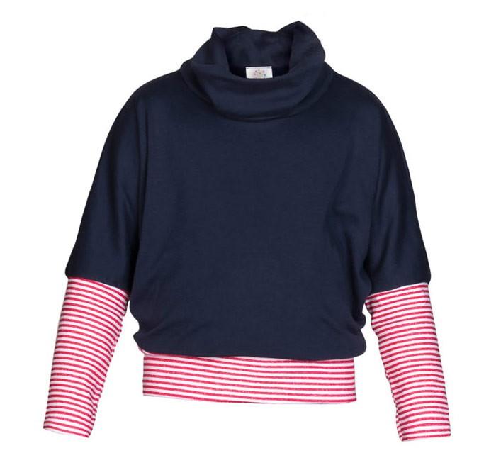 Girls Stripe Top