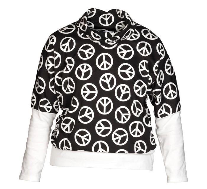 Peace Rocks - Girls Top