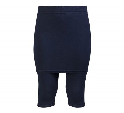 Navy Cropped Skegging